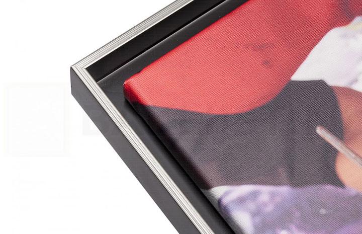 Premium canvas schilderijlijsten